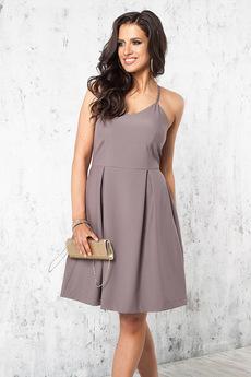 Платье на тонких лямочках Angela Ricci